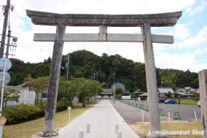 佐太神社(松江市嘉島町佐陀宮内)3