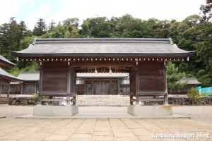 佐太神社(松江市嘉島町佐陀宮内)16
