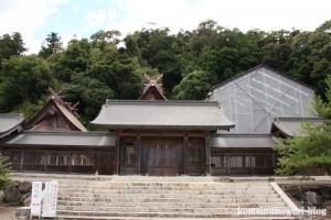 佐太神社(松江市嘉島町佐陀宮内)19