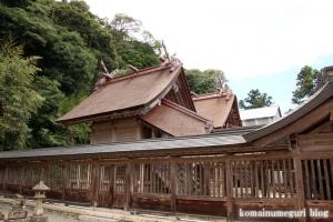 佐太神社(松江市嘉島町佐陀宮内)22