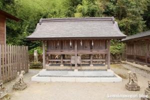 佐太神社(松江市嘉島町佐陀宮内)28