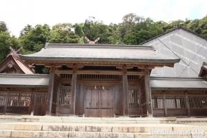 佐太神社(松江市嘉島町佐陀宮内)35
