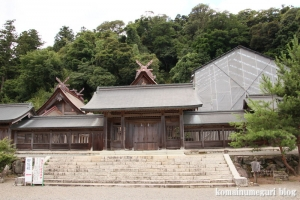佐太神社(松江市嘉島町佐陀宮内)36
