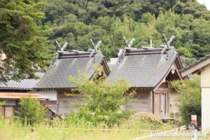 佐太神社(松江市嘉島町佐陀宮内)37