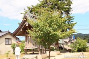 佐太神社(松江市嘉島町佐陀宮内)38