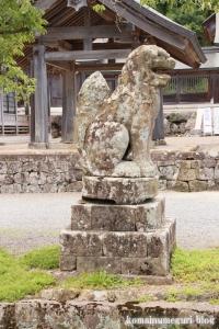佐太神社(松江市嘉島町佐陀宮内)6