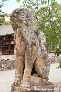 佐太神社(松江市嘉島町佐陀宮内)8