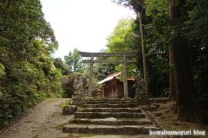 西生馬神社(松江市西生馬町)1