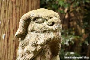 西生馬神社(松江市西生馬町)10