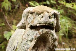 西生馬神社(松江市西生馬町)11