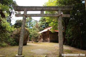 西生馬神社(松江市西生馬町)12