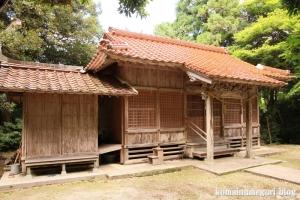 西生馬神社(松江市西生馬町)18