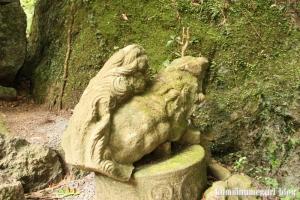 西生馬神社(松江市西生馬町)20