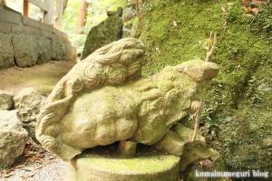 西生馬神社(松江市西生馬町)23