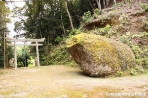 西生馬神社(松江市西生馬町)25