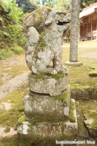 西生馬神社(松江市西生馬町)6