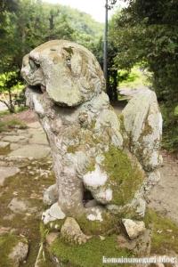 西生馬神社(松江市西生馬町)8