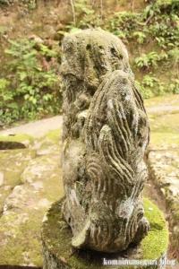 西生馬神社(松江市西生馬町)5
