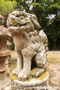 西生馬神社(松江市西生馬町)27