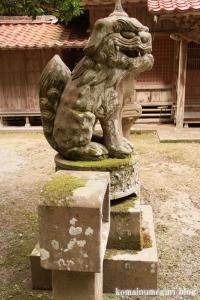 西生馬神社(松江市西生馬町)30