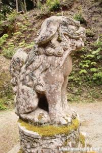 西生馬神社(松江市西生馬町)28