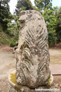 西生馬神社(松江市西生馬町)29