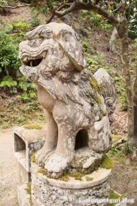 西生馬神社(松江市西生馬町)32