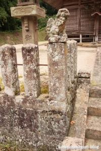 秋鹿(あいか)神社(松江市秋鹿町)19