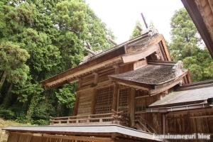 秋鹿(あいか)神社(松江市秋鹿町)23