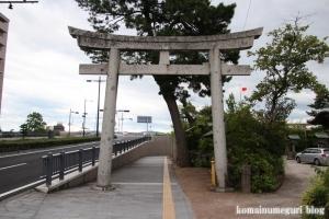 須衛都久(すえつぐ)神社(松江市西茶町)3