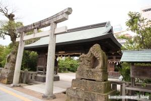 須衛都久(すえつぐ)神社(松江市西茶町)5