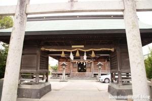 須衛都久(すえつぐ)神社(松江市西茶町)17