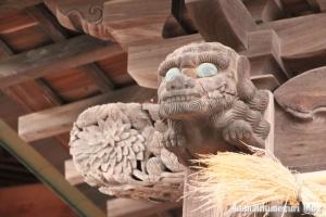 須衛都久(すえつぐ)神社(松江市西茶町)20