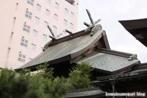 須衛都久(すえつぐ)神社(松江市西茶町)22