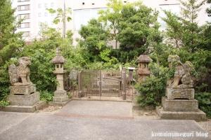 須衛都久(すえつぐ)神社(松江市西茶町)32