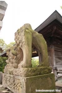 須衛都久(すえつぐ)神社(松江市西茶町)9