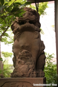 須衛都久(すえつぐ)神社(松江市西茶町)38