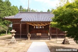 布宇(ふう)神社(松江市玉湯町林)28