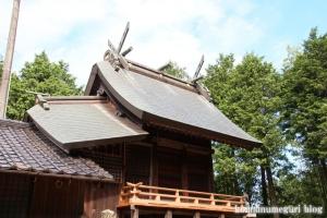 布宇(ふう)神社(松江市玉湯町林)30