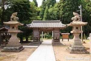 布宇(ふう)神社(松江市玉湯町林)32