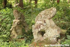 布宇(ふう)神社(松江市玉湯町林)35
