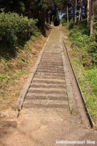 布宇(ふう)神社(松江市玉湯町林)3