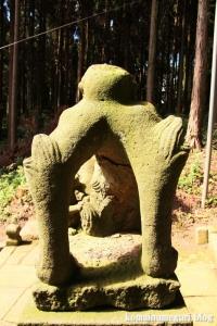 布宇(ふう)神社(松江市玉湯町林)7