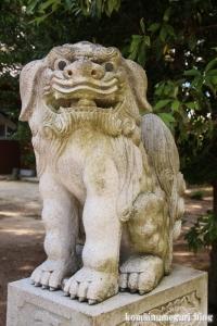 布宇(ふう)神社(松江市玉湯町林)19