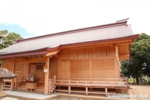 万九千(まんくせん)神社(出雲市斐川町併川)7