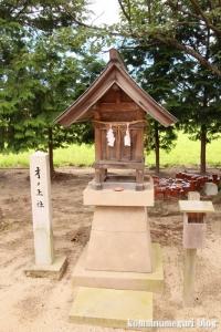 万九千(まんくせん)神社(出雲市斐川町併川)16
