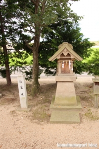 万九千(まんくせん)神社(出雲市斐川町併川)20