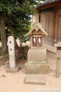 万九千(まんくせん)神社(出雲市斐川町併川)18