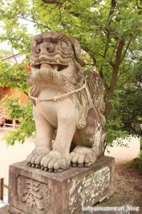 万九千(まんくせん)神社(出雲市斐川町併川)28