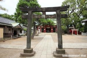 品川神社20